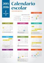 Calendario Escolar 2015-2016 Guadajara