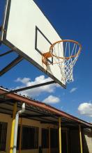 Pista baloncesto